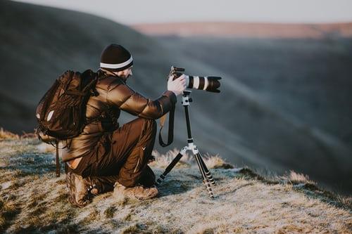 Min rejse som freelancefotograf, der dækker 112 begivenheder på 12 måneder