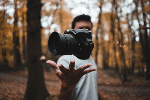 Fotografi som redskab for danske kunstnere